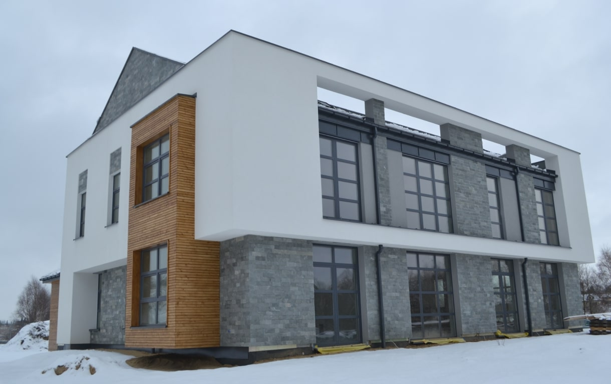 Domy drewniane Białogard